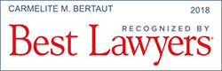 Carmelite Bertaut Best Lawyers