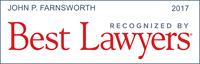 John Farnsworth Best Lawyers